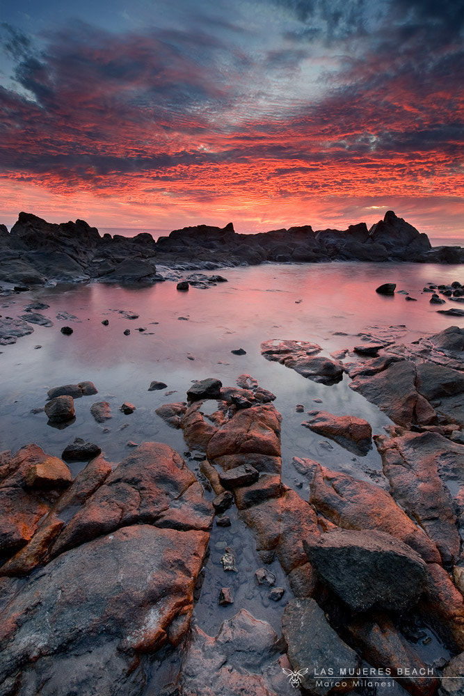 Photograph Red rocks by Marco Milanesi on 500px