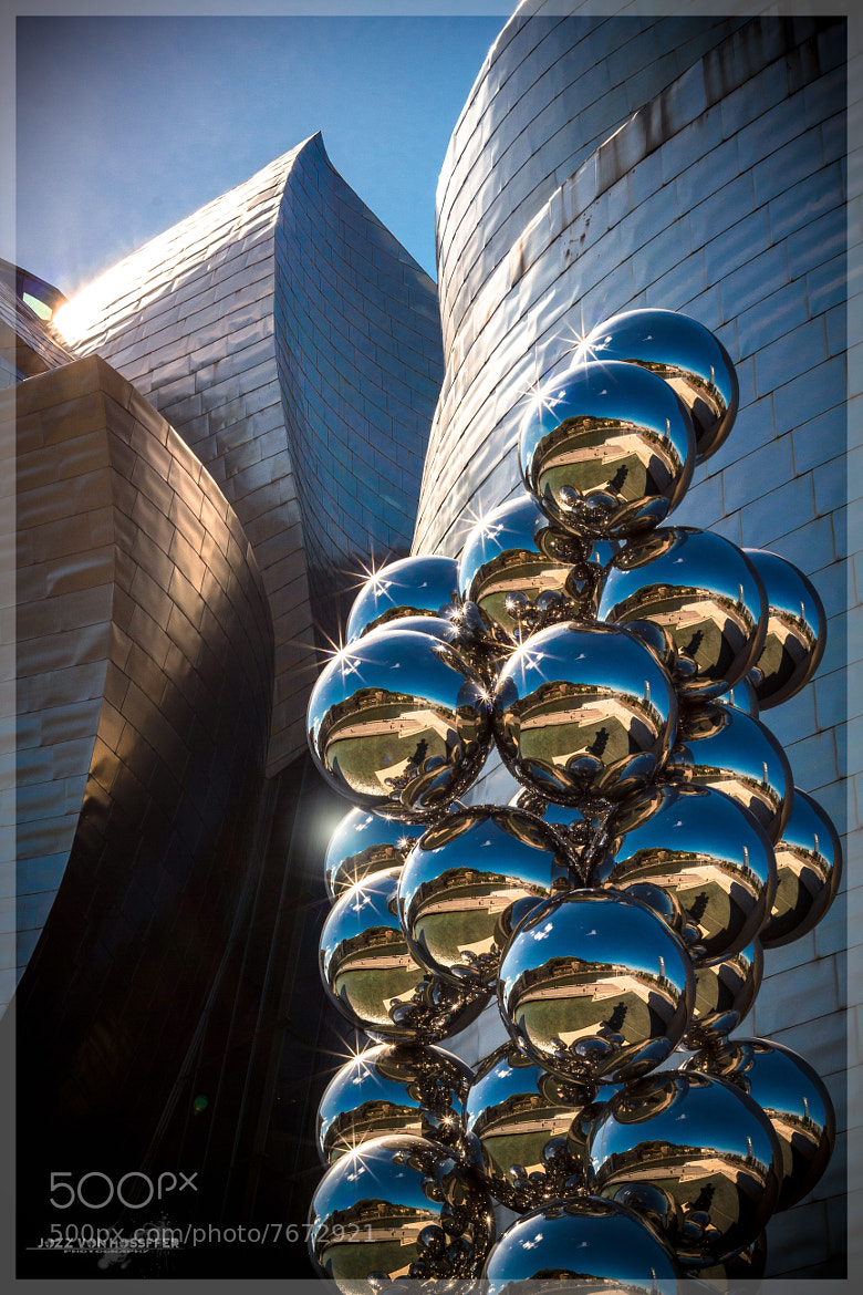 Photograph Kapoor's Reflections by Jozz Von Hossffer on 500px