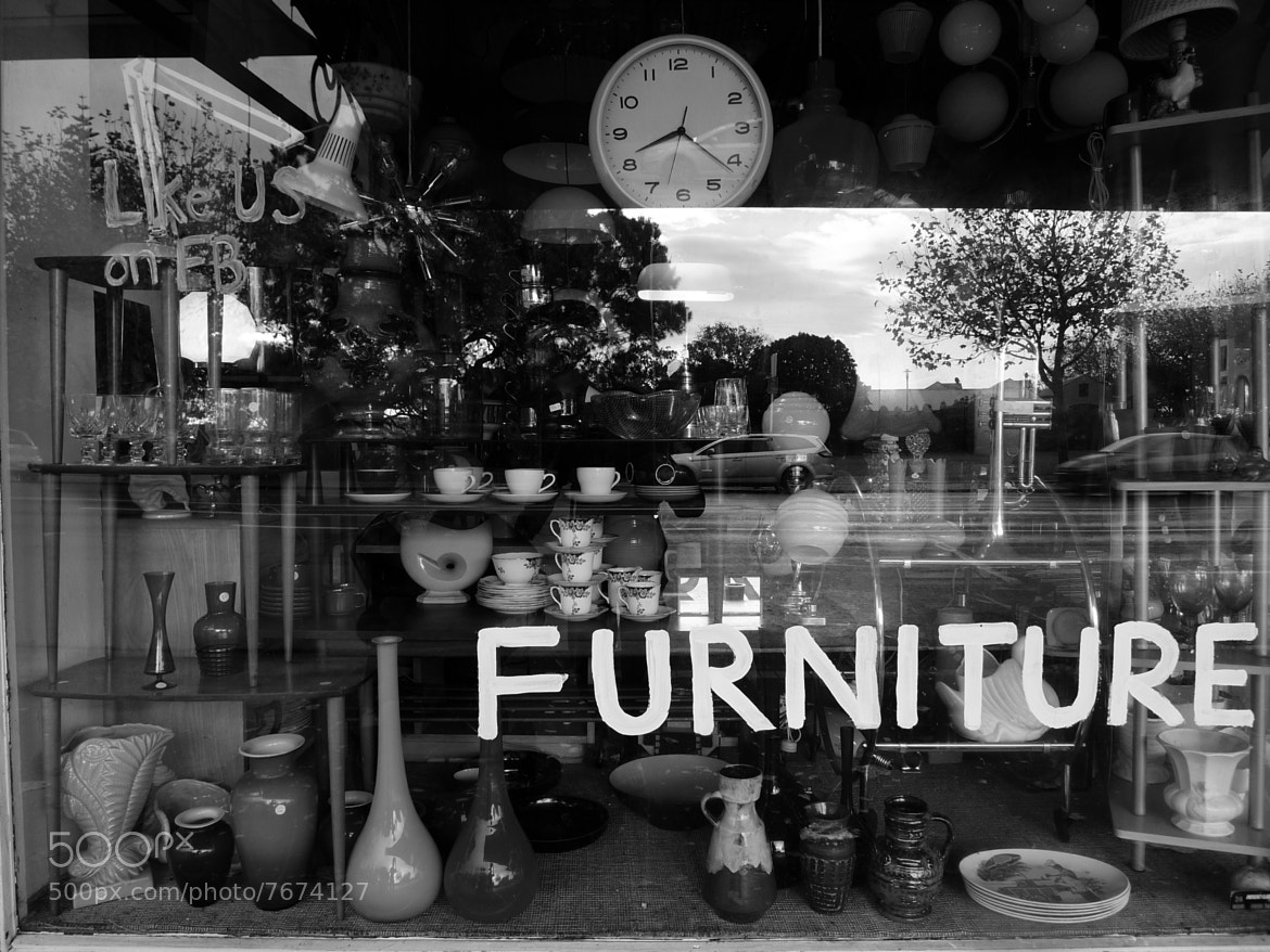 Photograph Furniture by Oliver Henlich on 500px