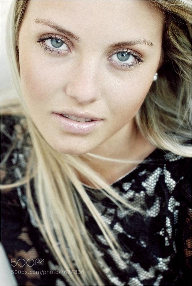 Photograph *portrait of oksana* by Ines Fuchs on 500px