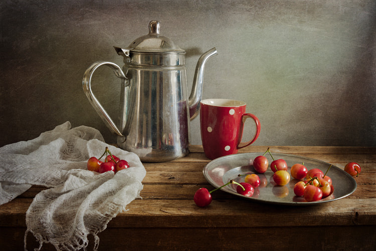 Photograph Cherry by Anna  Nemoy on 500px