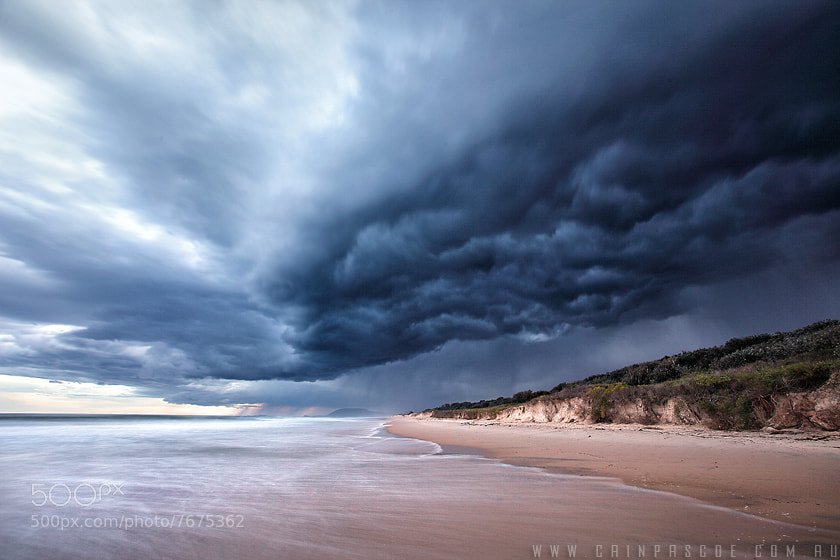 Photograph Chance Of A Shower by Cain Pascoe on 500px