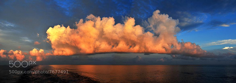 Photograph Morning at sea by Marek Biernat on 500px