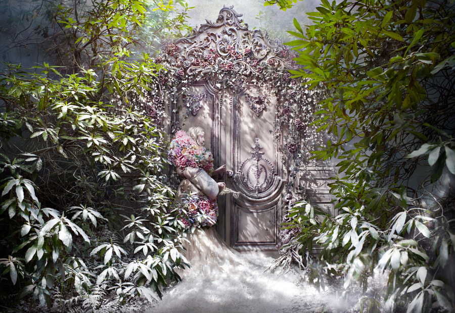 Photograph Wonderland - 'The Fade Of Fallen Memories' by Kirsty Mitchell on 500px