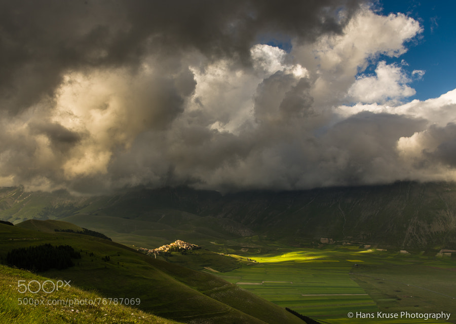 This photo was shot in Umbria during the Abruzzo and Umbria June 2014 photo workshop.