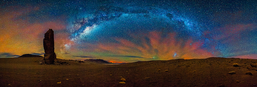 Photograph Airglow by Adhemar Duro on 500px