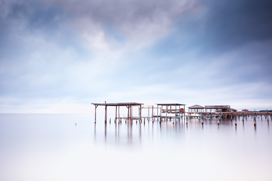 Mobile Bay by Rusty Williams on 500px.com