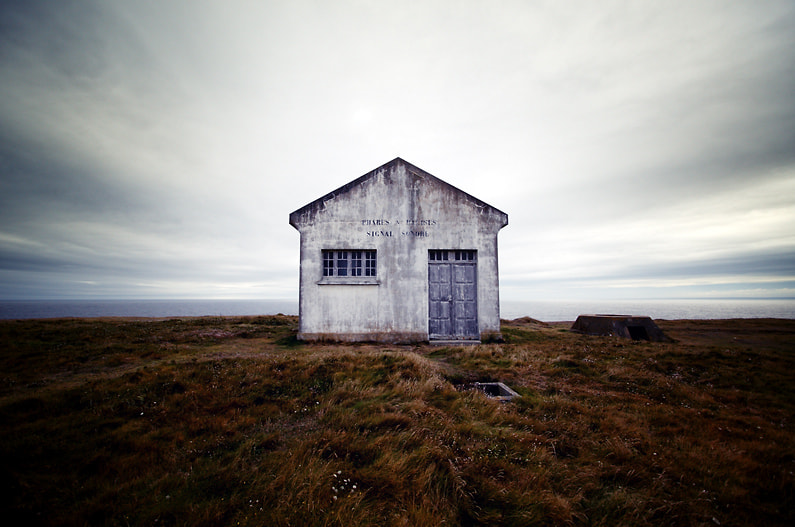 Photograph The Shrieking Shack by Julien Penhoët on 500px