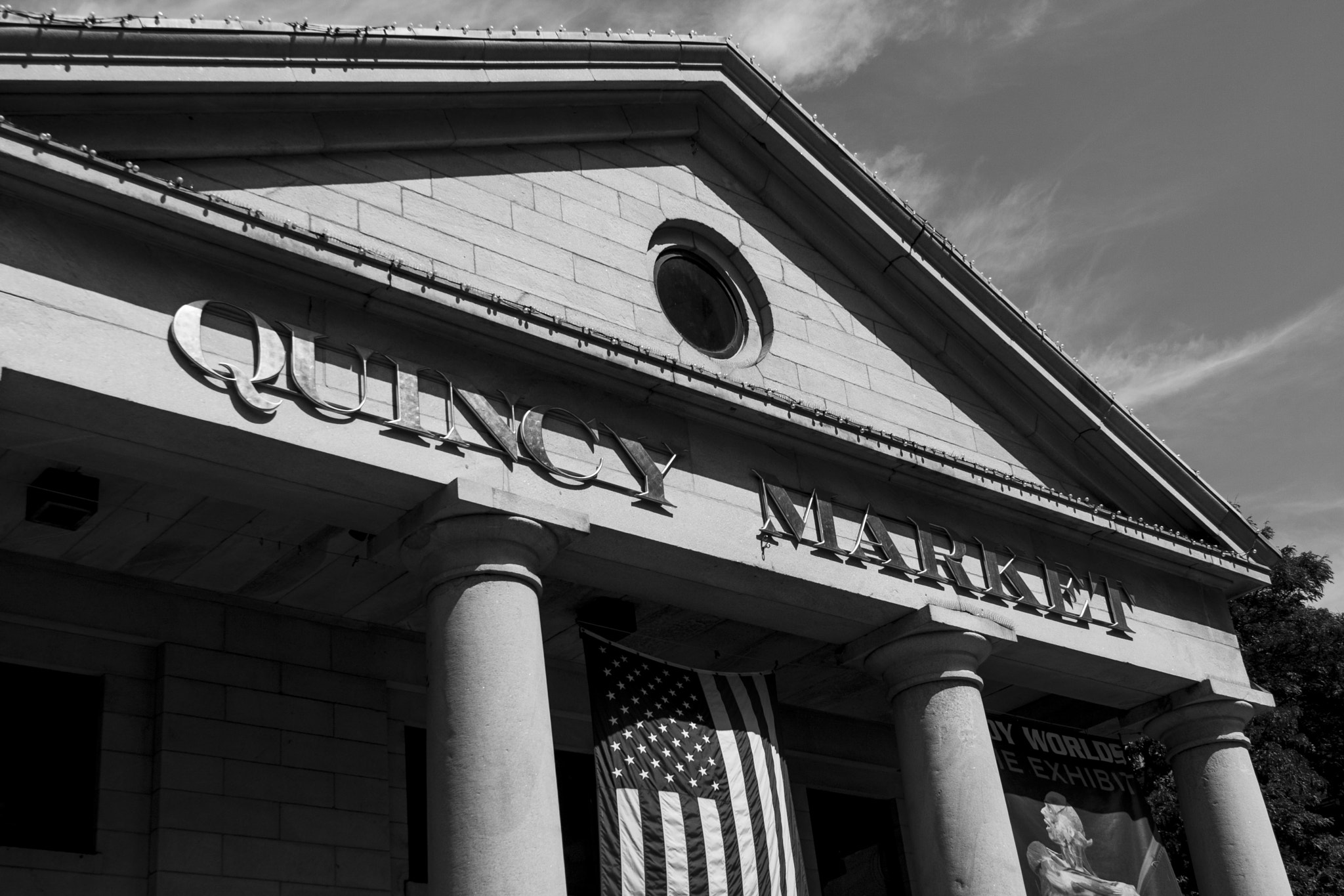 Photograph Quincy Market by Brian T on 500px