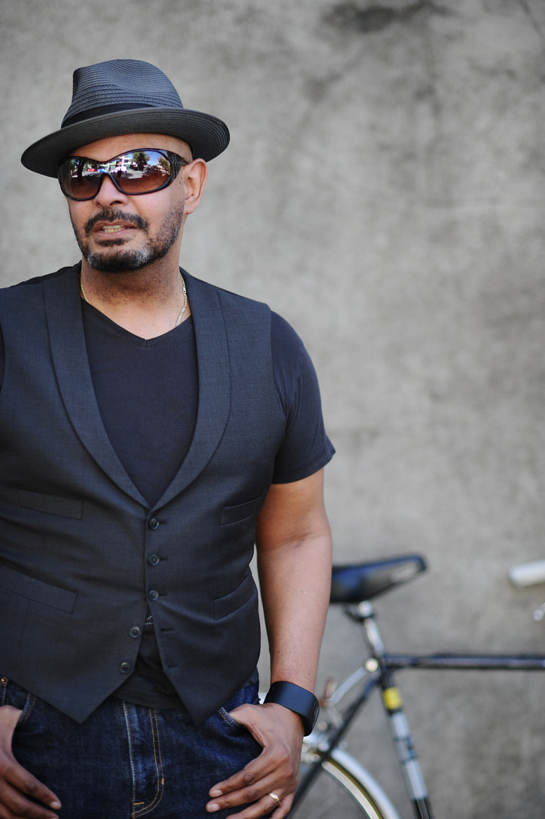 Photograph Barry Adamson by Caz Whitehead on 500px