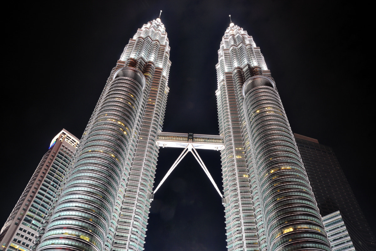 Photograph KLCC in nite by wayang gambar on 500px