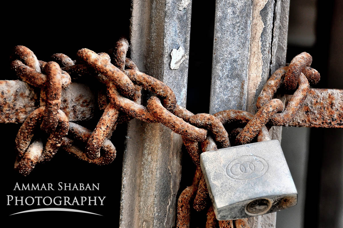 Photograph Old and Rusty by Ammar Shaban on 500px