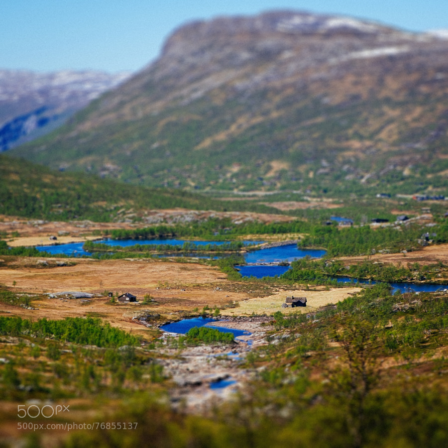 Photograph liten nord3 by Andy Pulmer on 500px