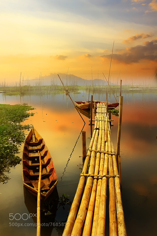 Photograph Rawapening Morning by Eli Supriyatno on 500px