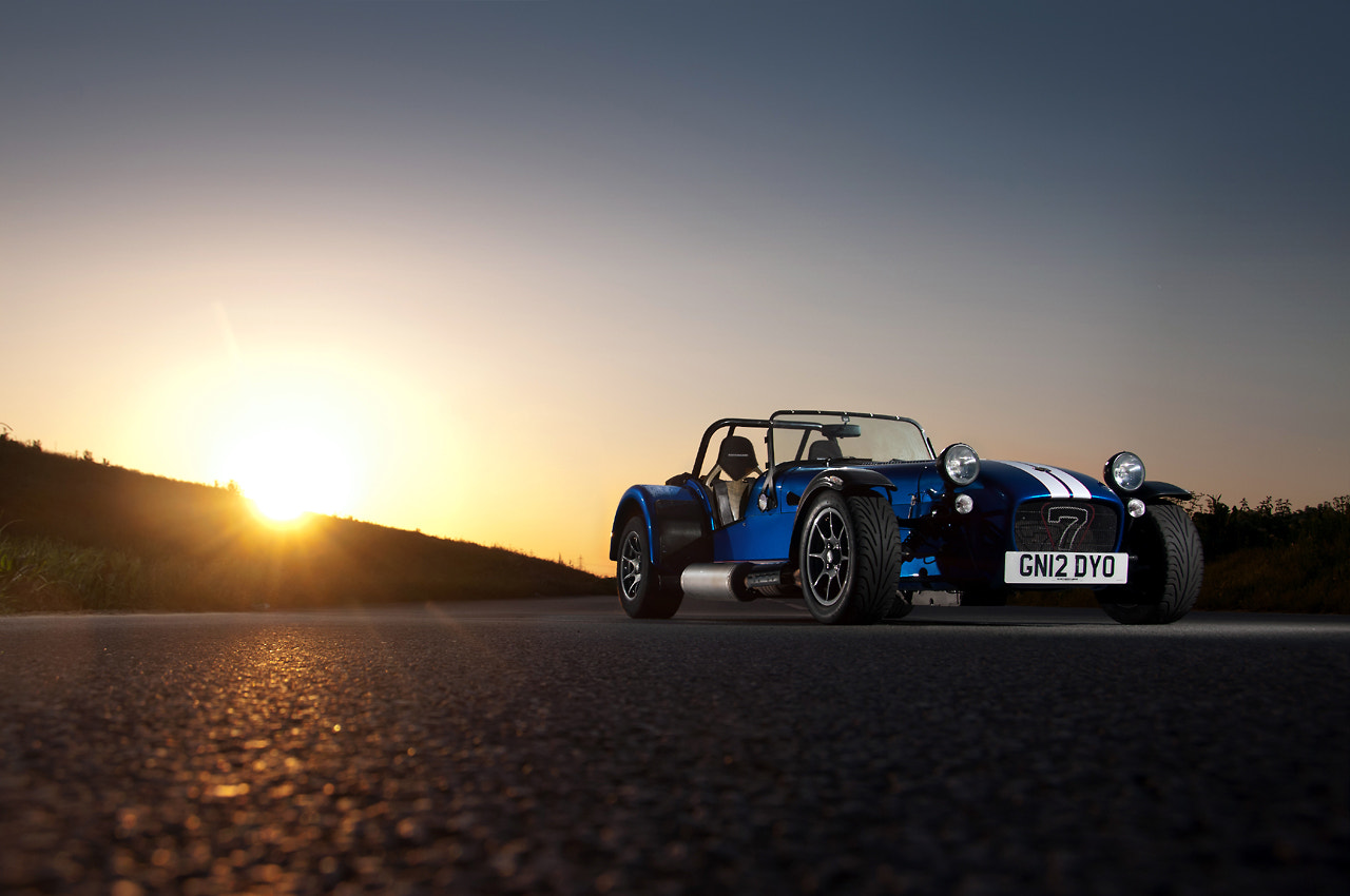 Photograph CATERHAM R300 by Steve Hall on 500px