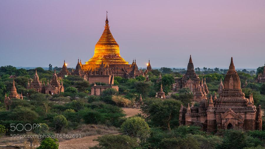 Photograph Dhammayazika Pagoda by Vasily Iakovlev on 500px