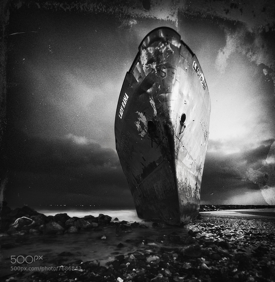 Photograph The Forgotten 3 by Alisdair Miller on 500px