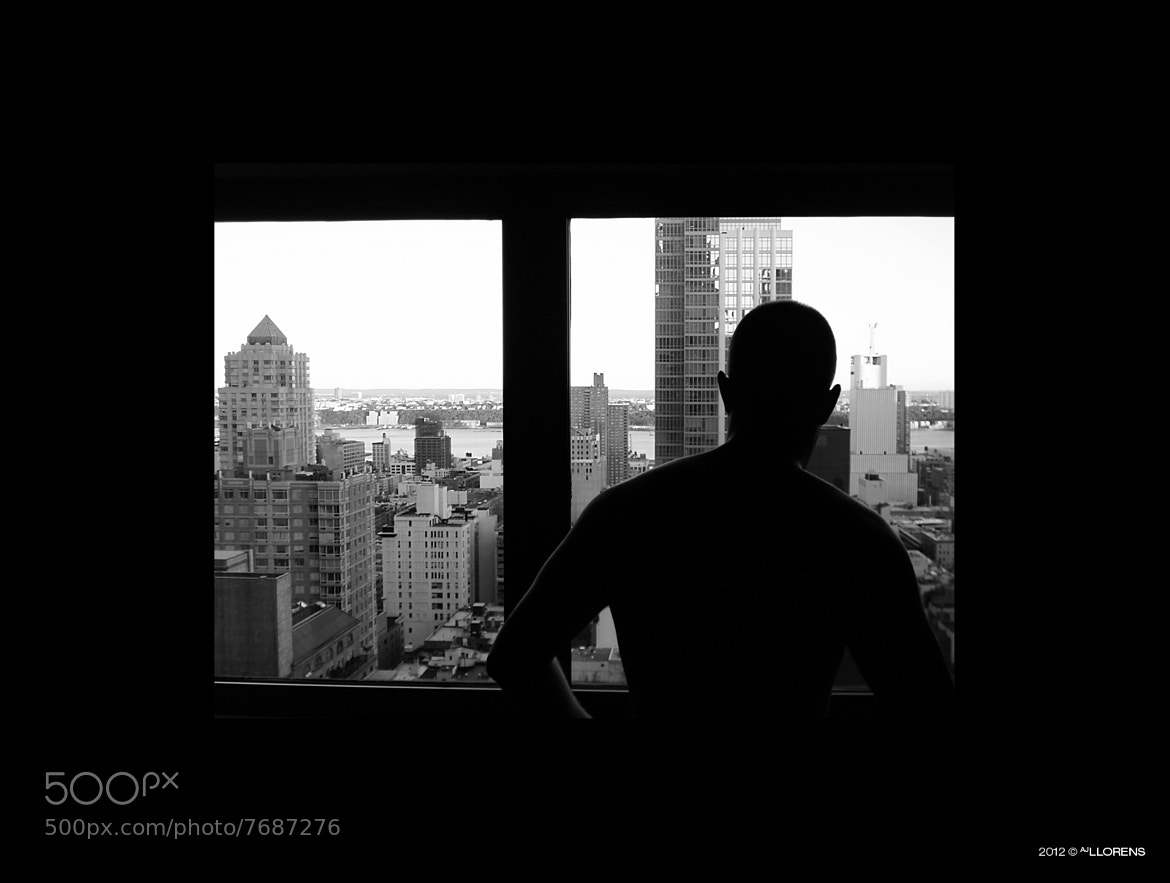 Photograph THE WINDOW by Alfredo J. Llorens on 500px