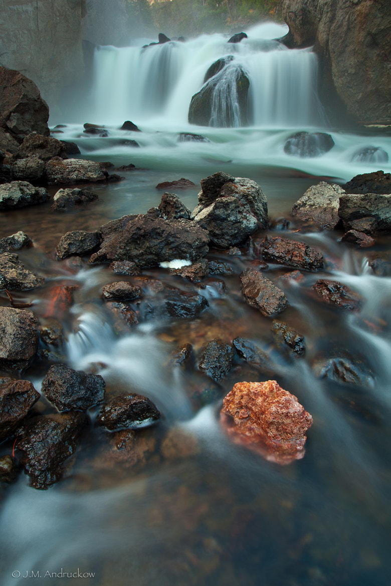 Photograph Firehole Falls by Jay Andruckow on 500px