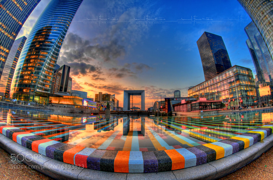 Photograph défense sunset HRD by Damail D.F.N. on 500px