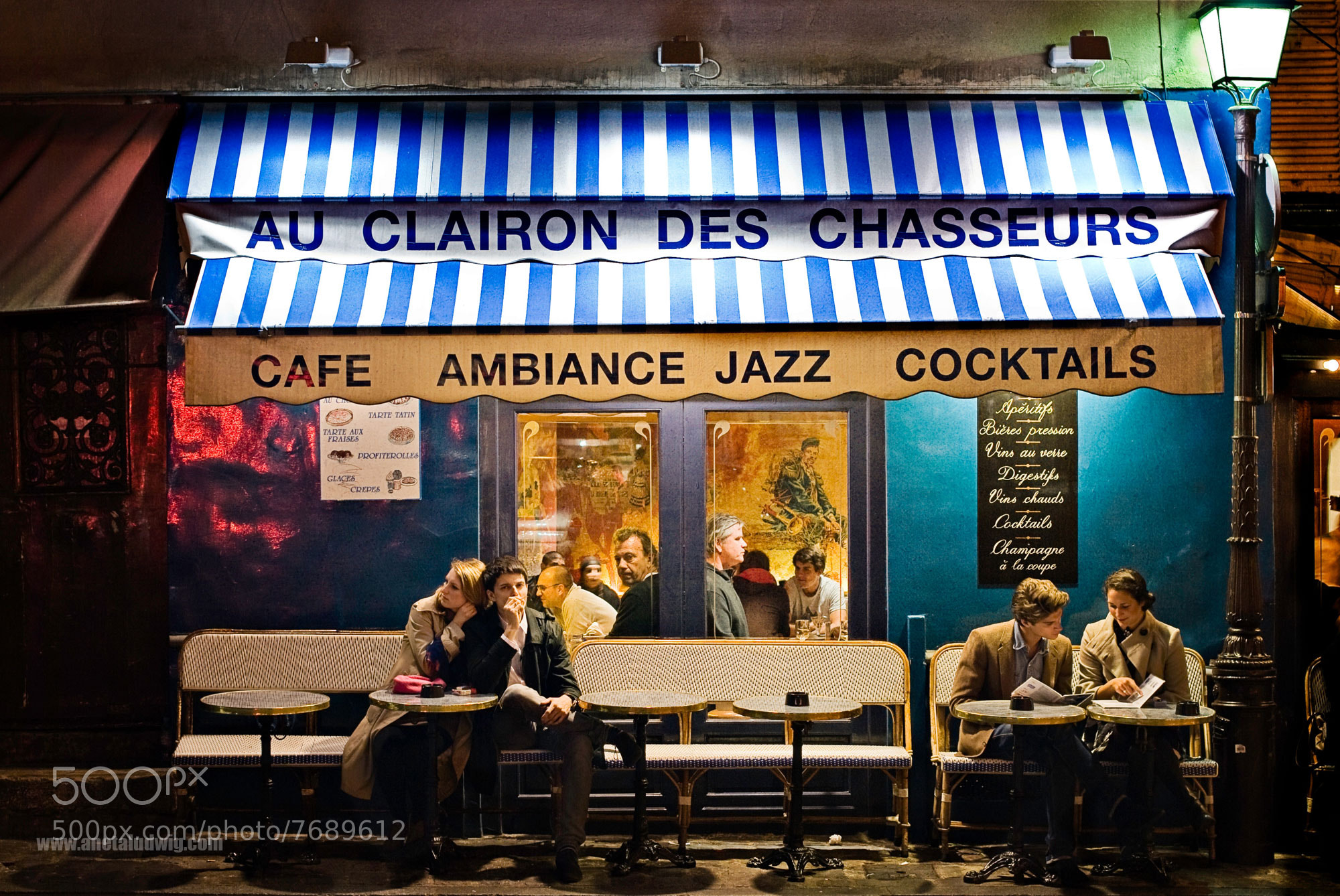 Photograph Paris mon amour by Aneta  Ludwig on 500px