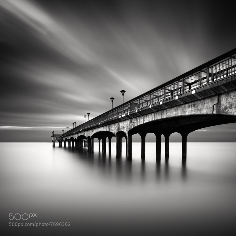 Photograph Boscombe Pier by Rob Cherry on 500px