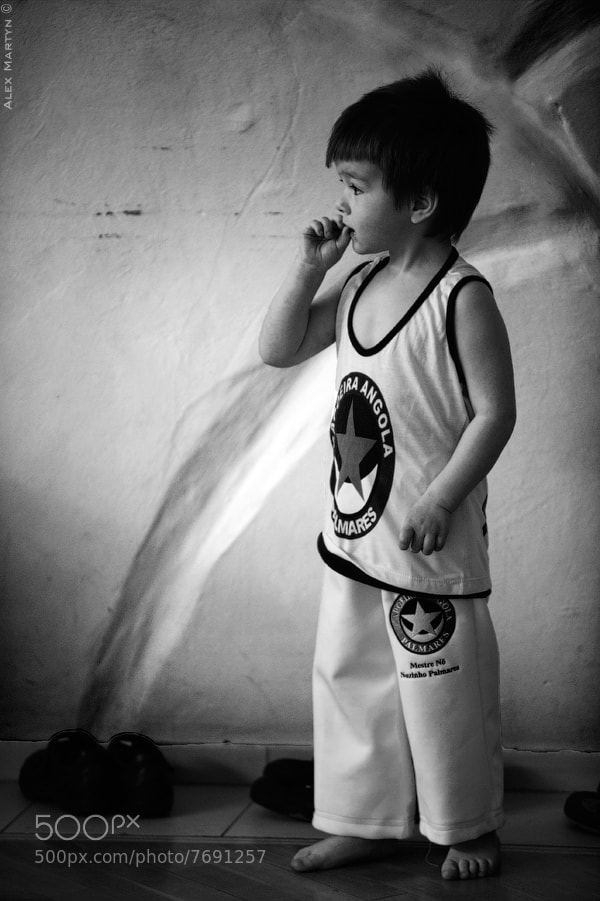 Photograph Child capoeira by Alexander Martynov on 500px