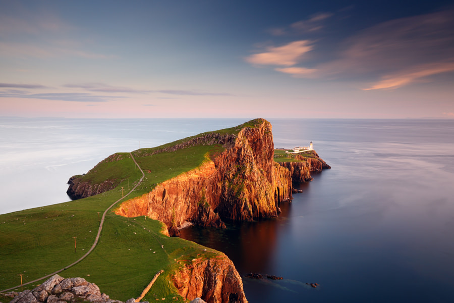 Neist Point by Grant Glendinning on 500px.com