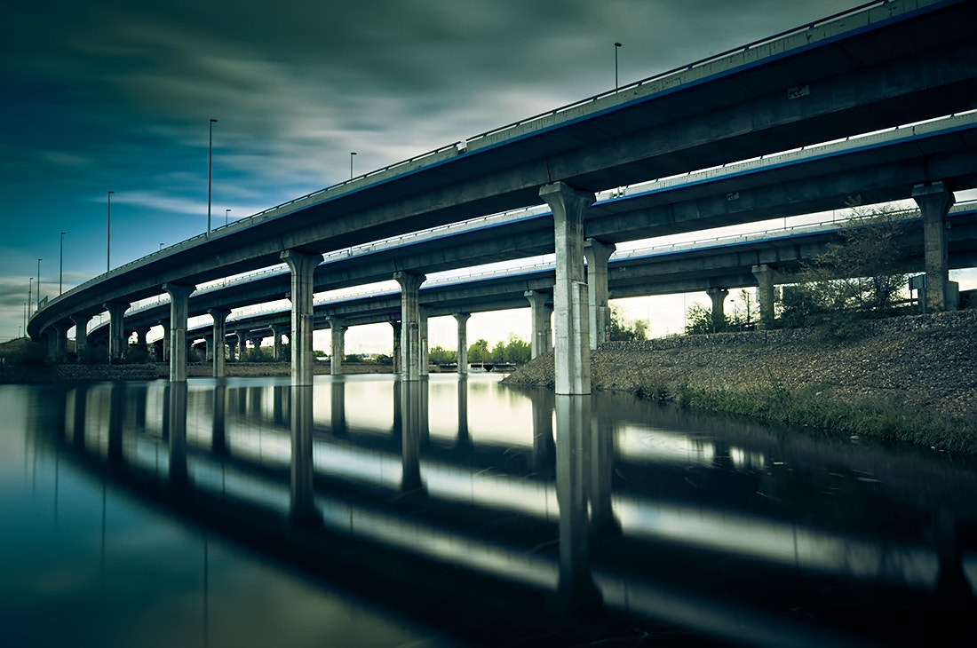 Photograph The Submerged Road by Sergio  Sánchez on 500px