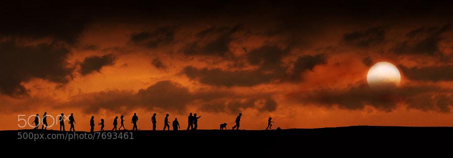 Photograph White Hole Sun by Parnavaz Pkhakadze on 500px