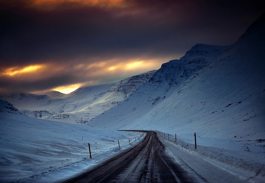 Photograph Iceland - Follow to the North by Pati Makowska on 500px