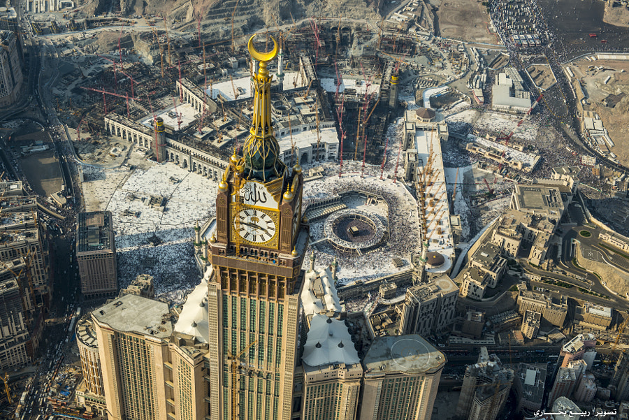 the world center by RaBie Bukhari on 500px.com