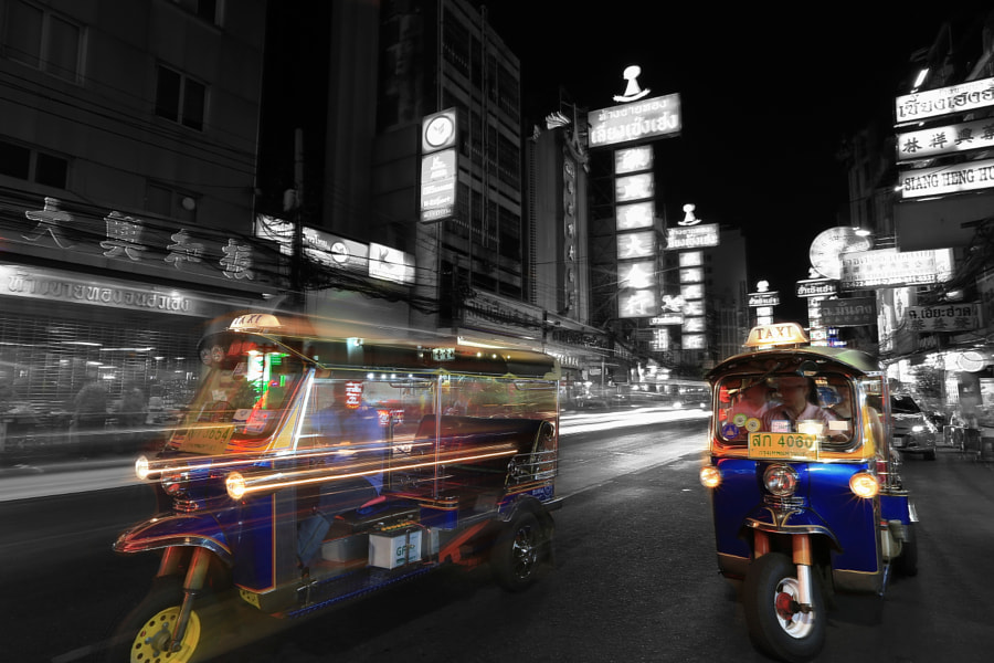 Photograph tuk tuk by Eo NaYa on 500px