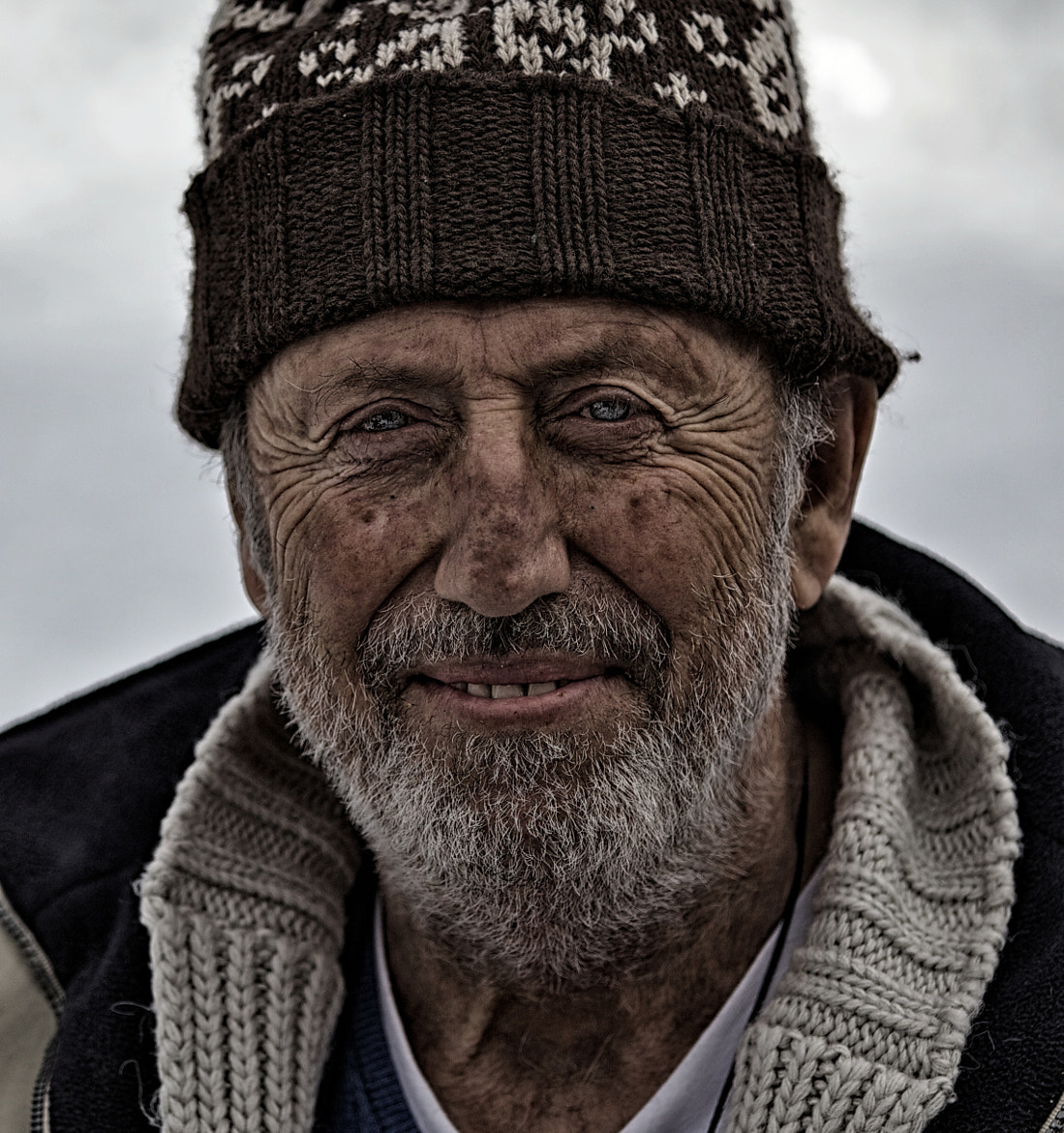 Photograph Portrait of a Father by MUSTAFA ARIKAN on 500px
