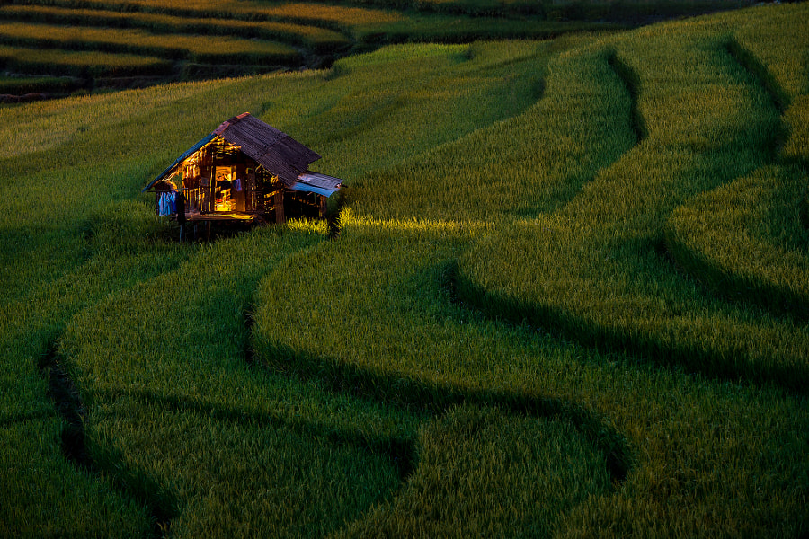 Light in Home by sarawut Intarob on 500px.com
