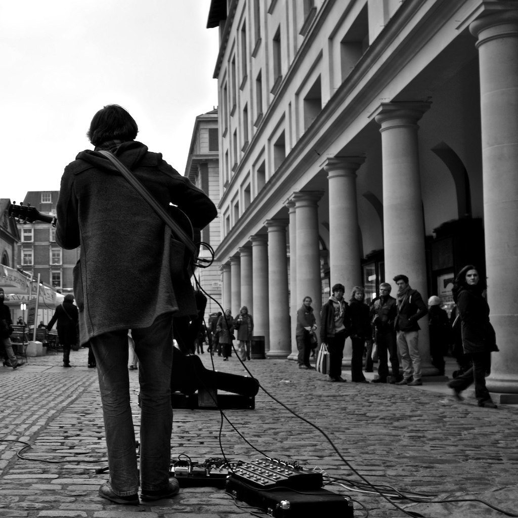 Photograph Music Man by Jordan Wainer on 500px