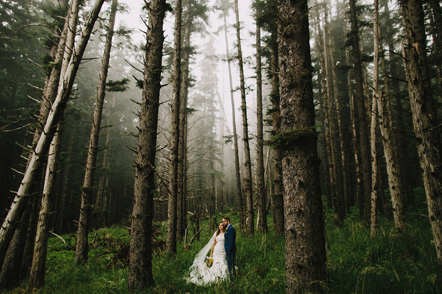 An Oregon wedding. by Sara K Byrne on 500px.com