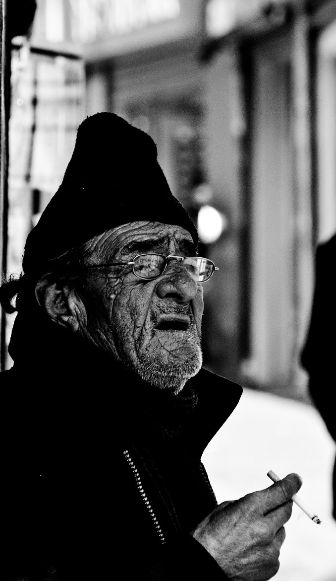 Photograph old man  by volkan demirel on 500px