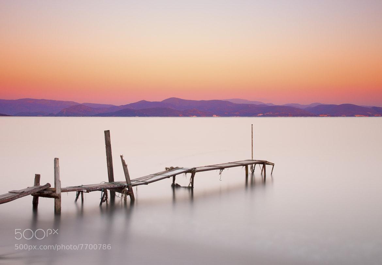 Photograph Long exposure & sunset by Ömür Kahveci on 500px