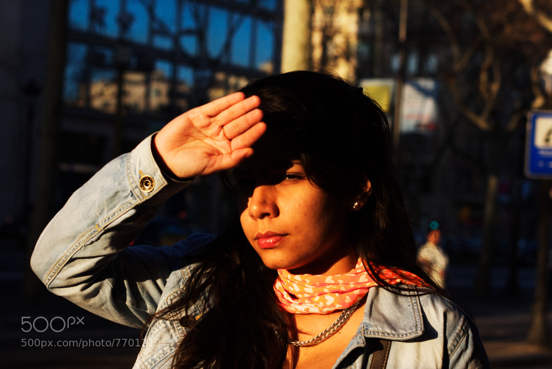 Photograph Sun and pink by Eduardo Páramo on 500px