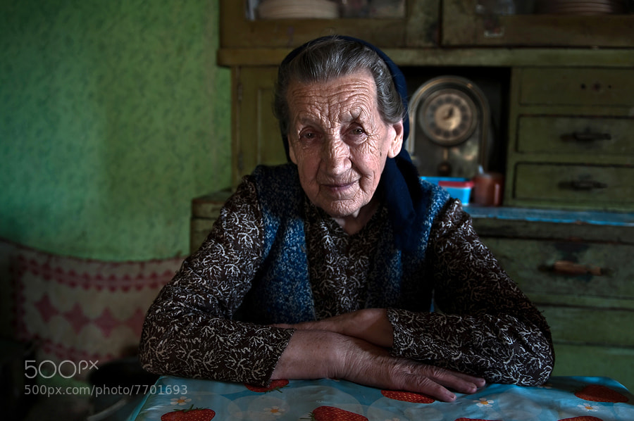 Photograph 88 years by Zoltan Huszti on 500px