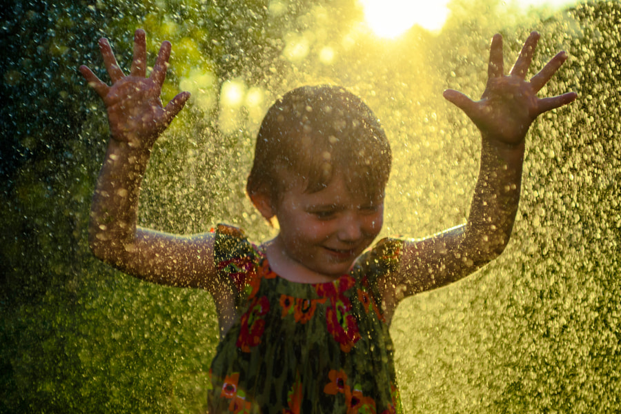 Photograph summer splash by Maria Bobrova on 500px