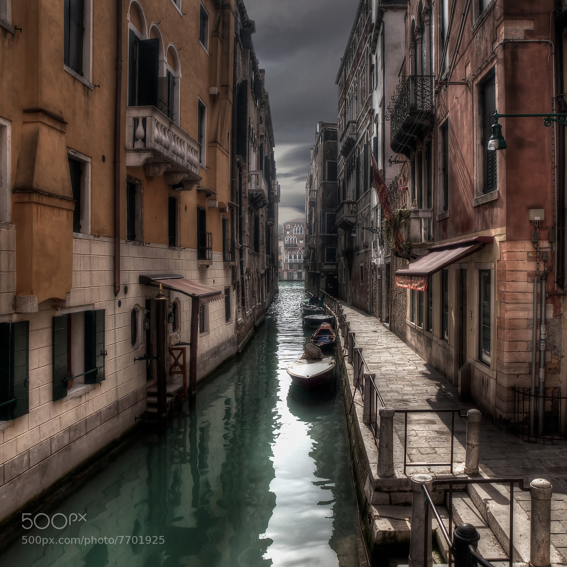 Photograph Canales by Fermín Noain on 500px