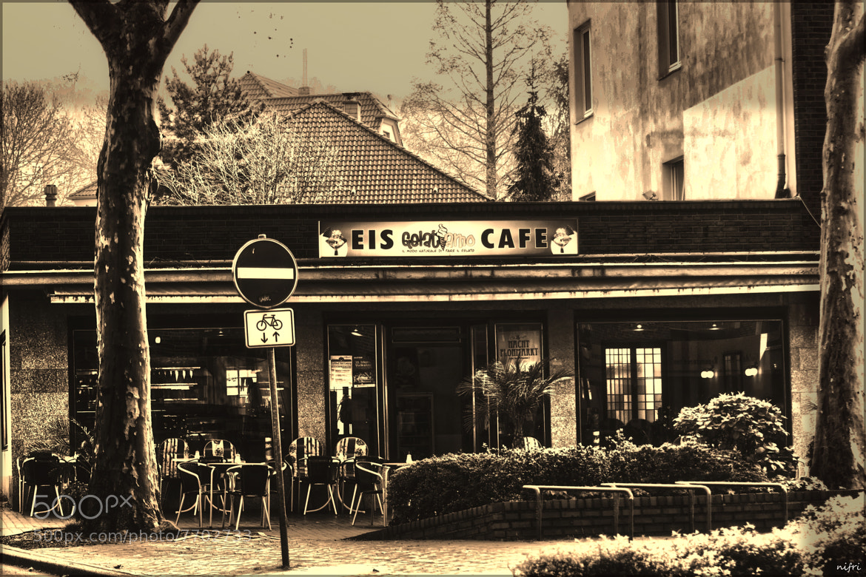 Photograph Eiscafe: GELATINO Castrop-Rauxel by Nicole Frischlich Art Photography NIFRI on 500px