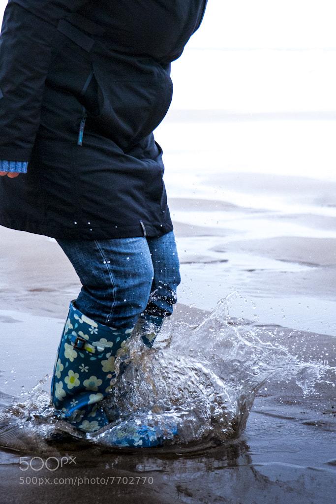 Photograph Making a Splash by Mitt Nathwani on 500px