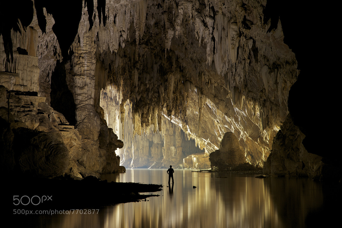 Photograph Exploring Lod Cave, Mae Hong Son Province, Thailand by john spies on 500px