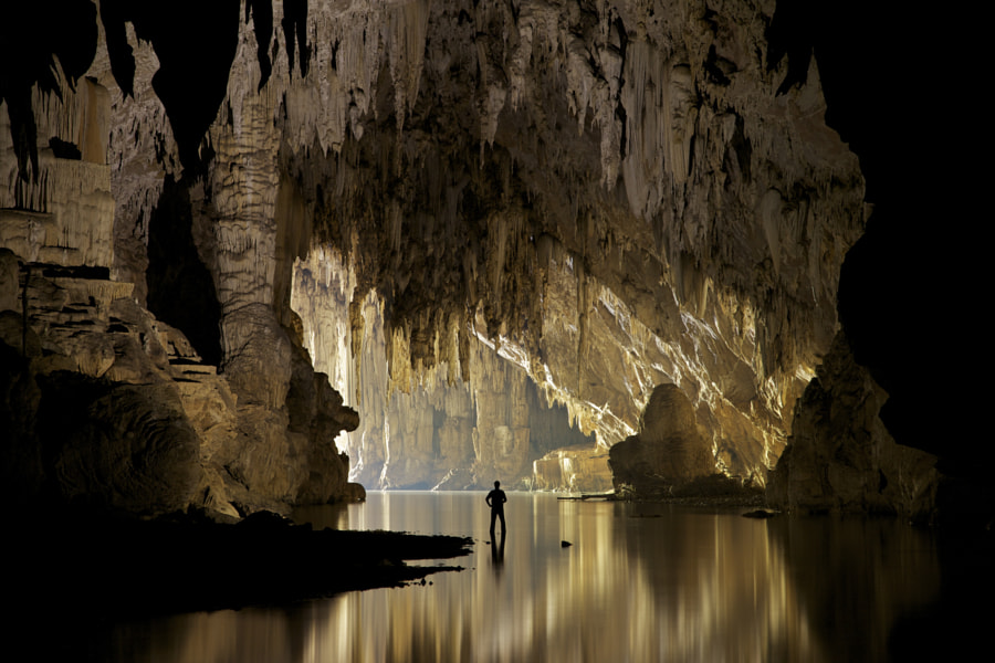 Exploring Lod Cave, Mae Hong Son Province, Thailand by john spies on 500px.com