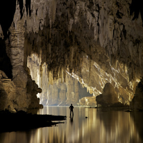 Exploring Lod Cave, Mae Hong Son Province, Thailand by john spies (john13)) on 500px.com