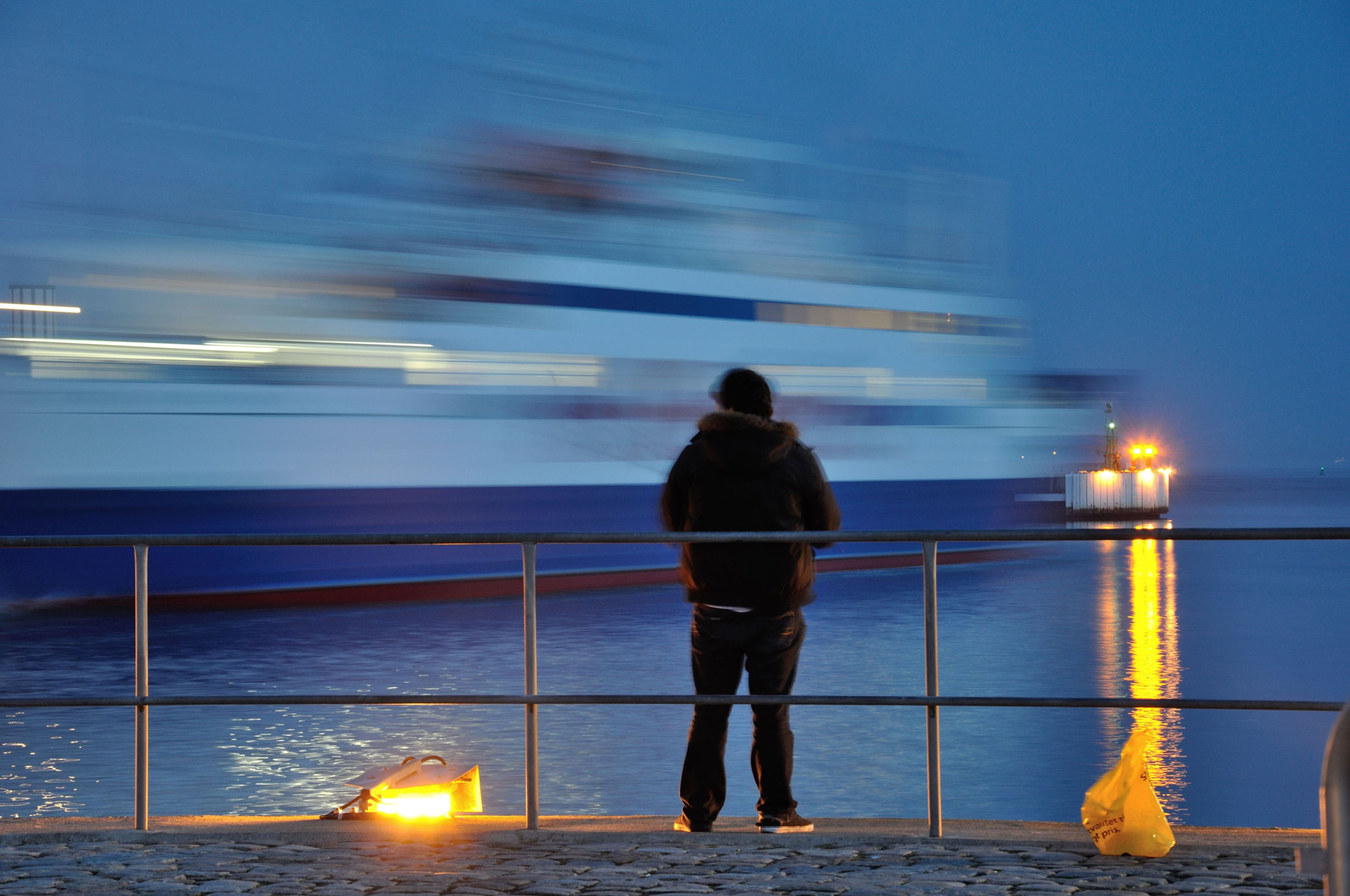 Photograph The ferry by Walter Pletikos on 500px
