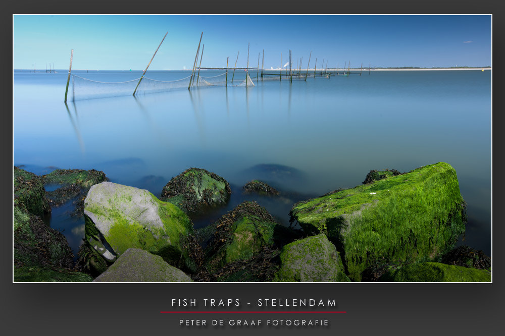 Photograph Fish Traps by Peter de Graaf on 500px